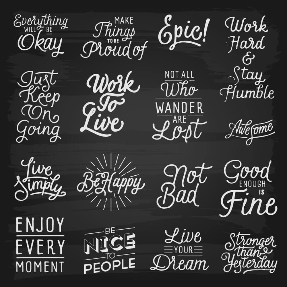 Best Font for Labels