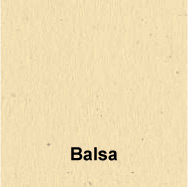 balsa 80 # cover stock
