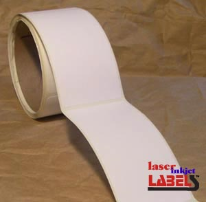 "1.75"" x 4"" INKJET ROLL LABELS Full Size Image #3"