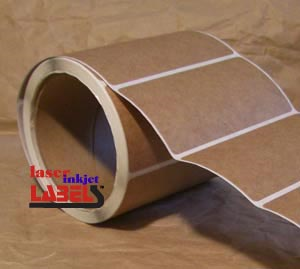 "4"" x 1.5"" INKJET ROLL LABELS Full Size Image #2"