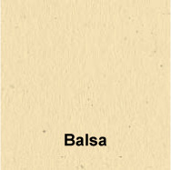 """8.5"""" x 11"""" BALSA 80# COVER Full Size Image #2"""