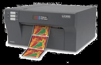 PRIMERA Color Inkjet Label Printer Full Size Image #1