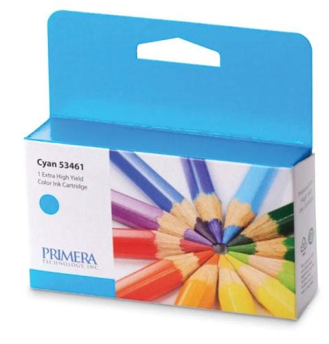 Primera LX1000/LX2000 Ink Cartridge, Cyan Pigment Full Size Image #1