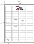 "1.75"" x 0.5"" EMERALD SAND LABELS Thumbnail #2"