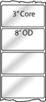 "4"" x 2"" INKJET DOUBLE CAPACITY ROLL LABELS Thumbnail"