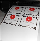 """4"""" x 3"""" RECTANGLE UNCOATED WHITE LABELS Thumbnail #2"""