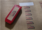"1.75"" x .5"" RECTANGLE BROWN KRAFT LABELS Thumbnail #2"