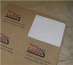 "4"" x 3"" RECTANGLE BROWN KRAFT LABELS Thumbnail #2"