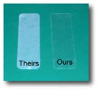 "2"" x 3"" RECTANGLE CLEAR GLOSSY LABELS Thumbnail #2"