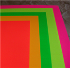 "6.75"" x 4.25"" RECTANGLE FLUORESCENT LABELS Thumbnail #2"