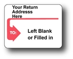 """4"""" x 3"""" Printed Roll Mailing Labels Thumbnail #2"""
