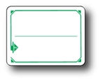 """4"""" x 3"""" Printed Roll Mailing Labels Thumbnail #1"""