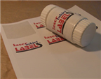 "4"" x 3"" WHITE SEMI-GLOSS for INKJET Thumbnail #2"