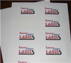 "4"" x 2"" SQUARED OVAL WHITE UNCOATED LABELS Thumbnail #5"